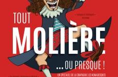 Affiche Molière PrintWhat Tournée